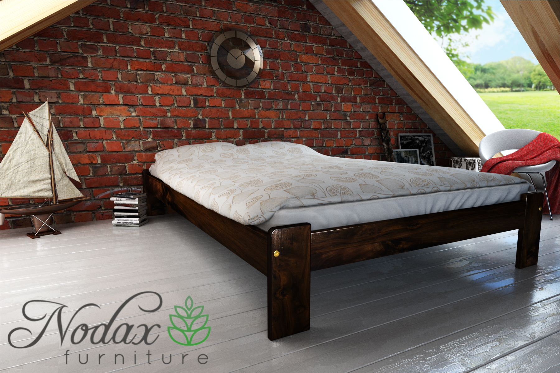King Size Wooden Bed Frame Uk Size F15