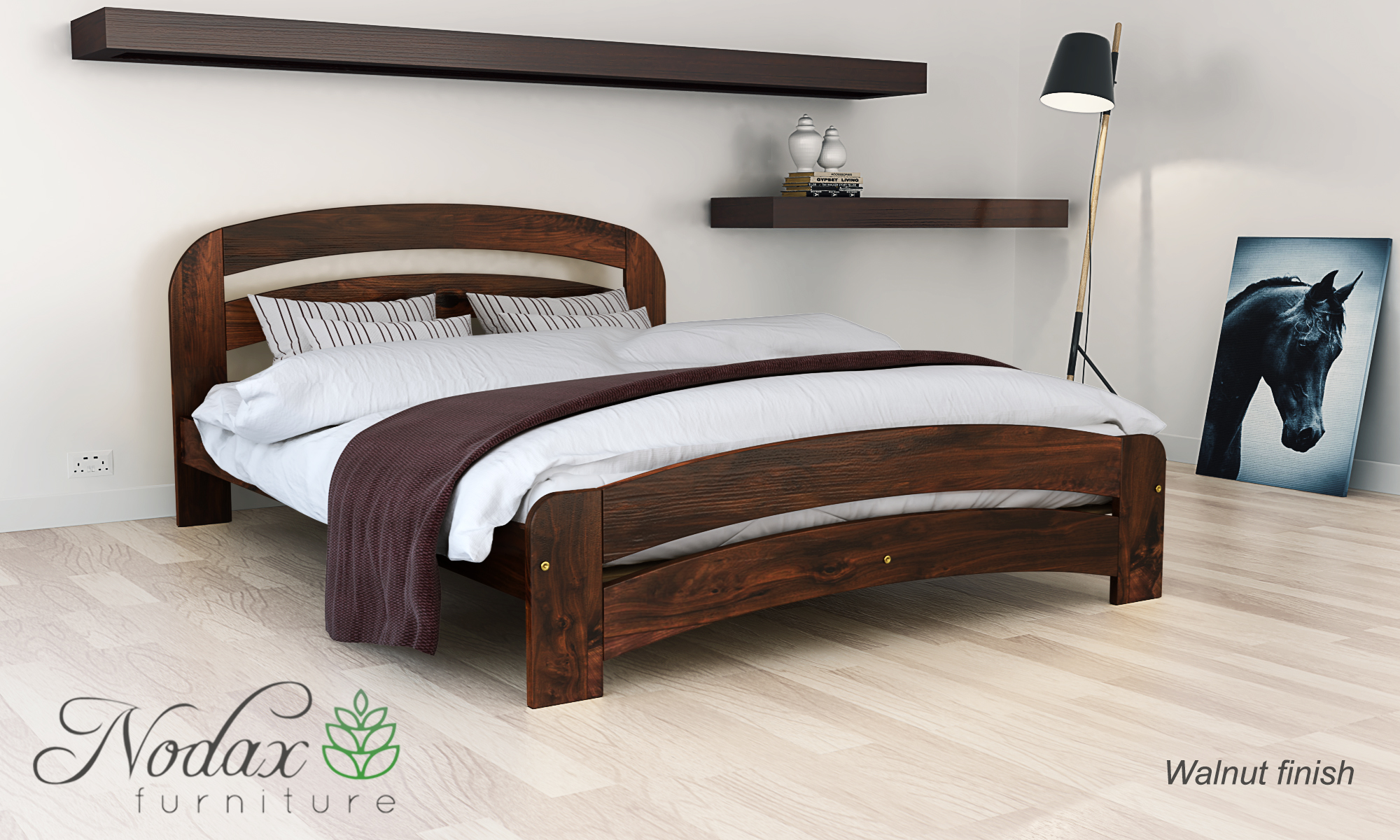 Super King Size Bed Frame F10 Uk Size