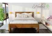 "King Size Bed Frame ""F17"" 5ft UK size (with medium footboard)"