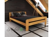 Double Wooden Bed Frame UK Size - ''F2''
