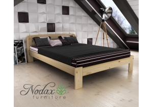Small Double Bed Frame EU Size - ''F4''