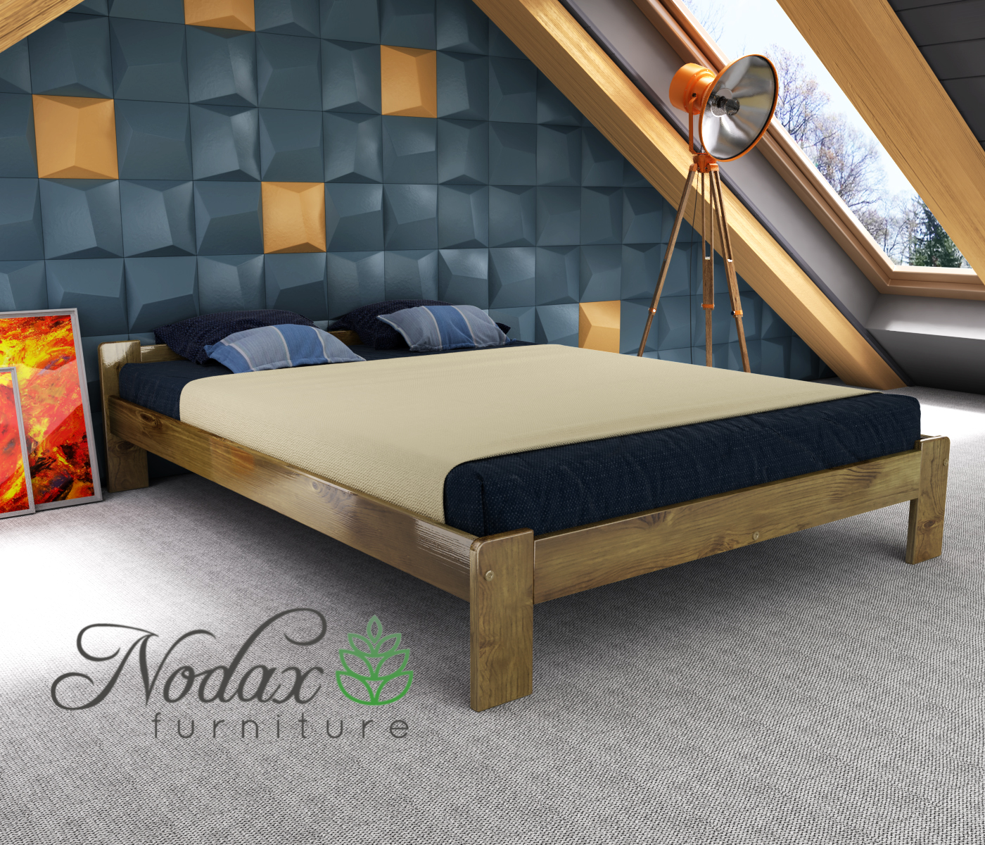 Double Size Bed Frame \