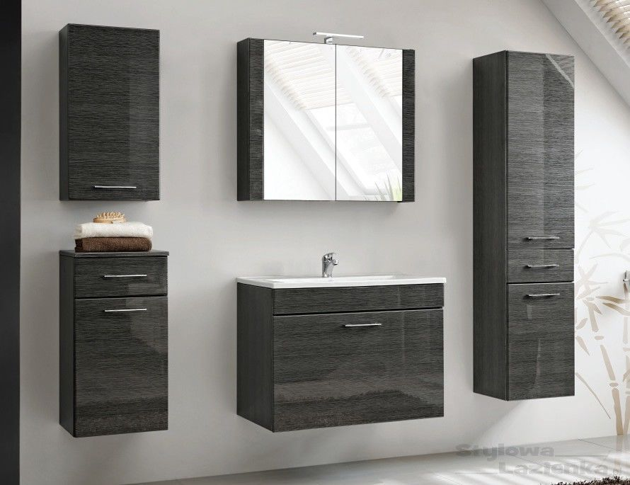 Bathroom Furniture Set 80 Cm 29