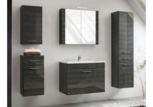 "Bathroom Furniture Set - 80 cm  ""29"""