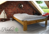 "Double Wooden Bed Frame UK Size - ""F15"""