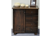 Chest Of Drawers 80 cm