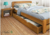 FORMULA RANGE Double Size Bed Frame, Bedside Units, Underbed Storage Drawer