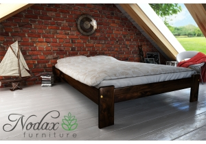 "King Size Wooden Bed Frame UK Size - ""F15"""