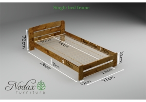 Single Bed Frame
